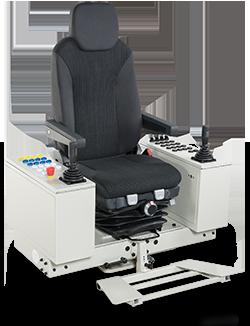 Крановый кресло-пульт управления KST 5