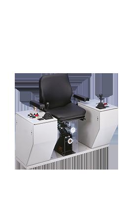 Крановый кресло-пульт управления KST 7