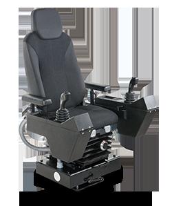 Крановый кресло-пульт управления KST 8
