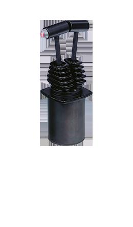 Двойной рычажный командоконтроллер D85