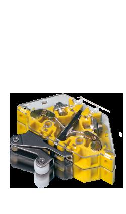 Переключающий элемент постоянного тока (контактный блок)